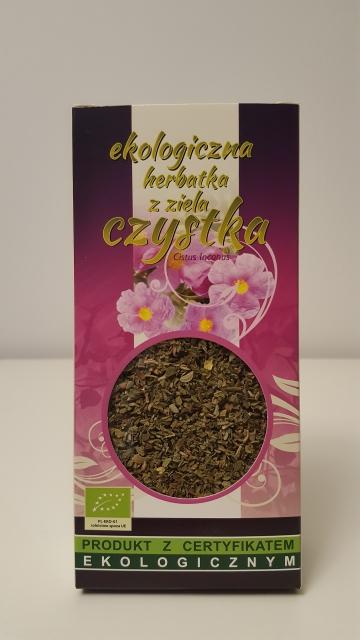 czystek herbatka ekologiczna
