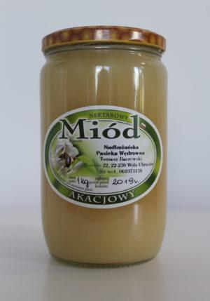 miód akacjowy Baczewski