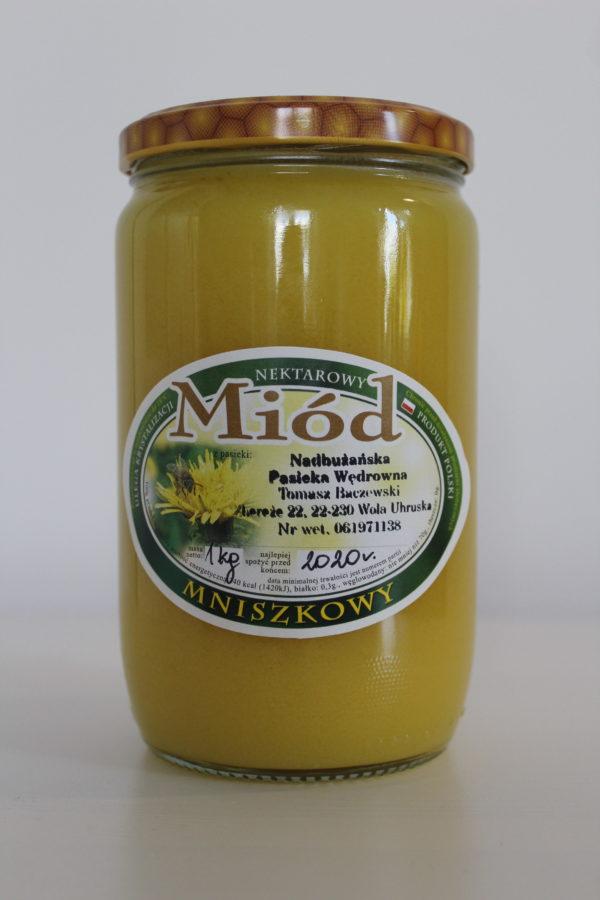 miód mniszkowy Baczewski