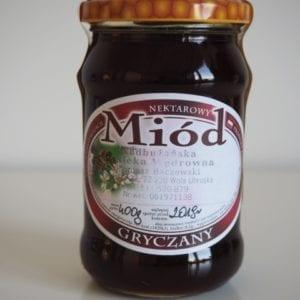 miód gryczany 400 g