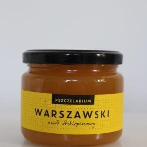 miód warszawski odsklepinowy Pszczelarium