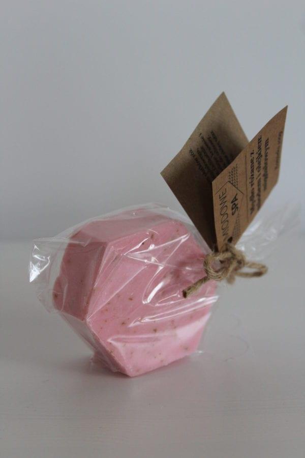 mydło różane