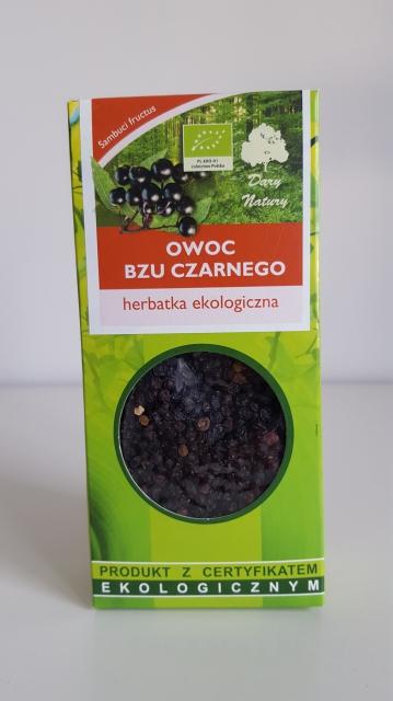 owoc bzu czarnego